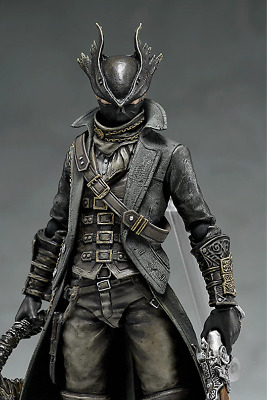 15m Blood borne Hunter Toy Action Figure For Kids Toy Collection Free Shipping
