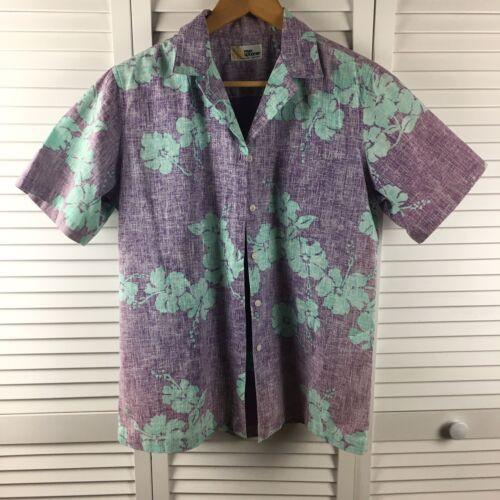Reyn Spooner Hawaiian Shirt