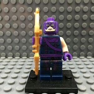 Hawkeye-Custom-Minifigure-Minifigures-LEGO-Compatible-Avengers-Minifigures