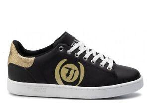 Trussardi-Jeans-79A00423-Nero-Sneakers-Donna-Scarpa-Sportiva