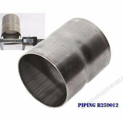 """3/"""" ID to 3/"""" ID Exhaust Connector Coupler"""