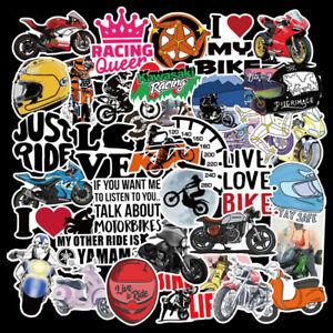 50Pcs-Vinyl-Motorcycle-Stickers-Bomb-Laptop-Luggage-Skateboard-Bike-Decals-Pack