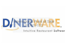Dinerware Pos Single Station License With Free Remote Install And Training