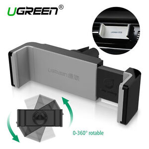 Ugreen-Airframe-Support-Telephone-Voiture-a-Grille-d-039-Aeration-pour-les-Smartphon