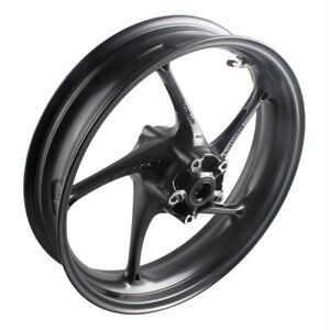 1x-Front-Wheel-Rim-Fit-for-TRIUMPH-Daytona-675R-Street-Triple-R-2013-2014-Black