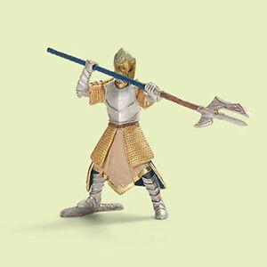 Neu In Ovp--mint In Box ! Spielzeug Action- & Spielfiguren Praktisch 70112 Greifenritter Mit Streitaxt !-schleich Knights