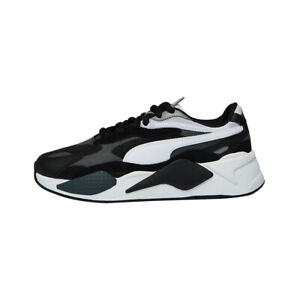 Details about [PUMA] RS-X³ Puzzle Shoes Sneakers - Black/White(37157013)