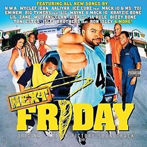 Soundtrack-Next-Friday-New-Vinyl-Explicit