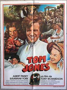 Affiche-TOM-JONES-De-l-039-alcove-a-la-potence-ALBERT-FINNEY-Susannah-York-R60x80cm