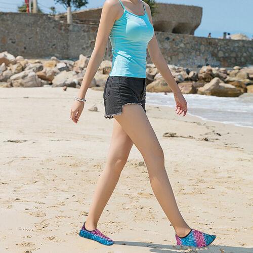 Unisex Water Shoes Aqua Shoes Beach shoe Wet suit Swimming Surf Shoes Mens Women