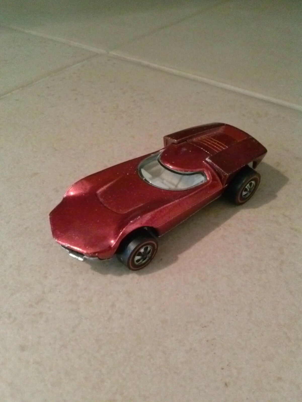 Hot wheels rotline turbofire 1968