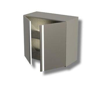 La-unidad-de-pared-100x40x80-de-acero-inoxidable-304-armadiato-cocina-restaurant