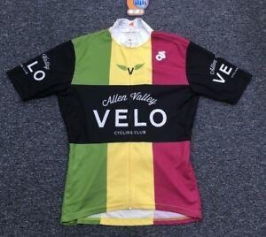 eacc2066f Women s Allen Valley Velo CC CS Tech Short Sleeve Cycling Jersey