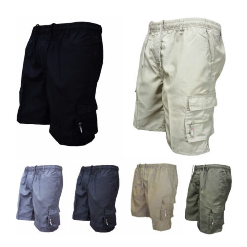 Men/'s Summer Shorts Sports Work Casual Army Combat Cargo Shorts Trousers Pants