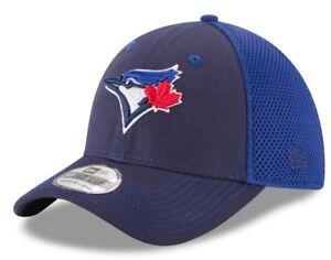 78577f36ee47 Toronto Blue Jays New Era MLB 39THIRTY Team Front Neo Flex Fit Hat ...