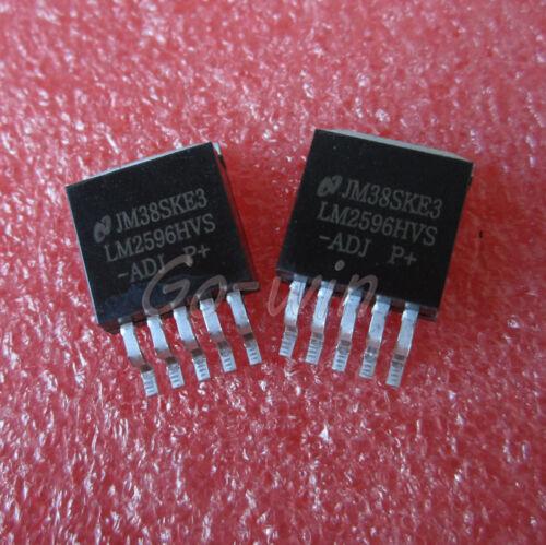 50pcs LM2596HVS-ADJ LM2596HVS TO220 New