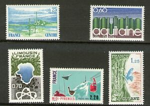 SERIE-TIMBRES-1863-1866-NEUF-XX-LUXE-REGIONS-DE-FRANCE