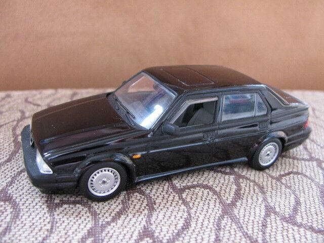 gran descuento 1 43 Minichamps Alfa Romeo 75 75 75 3.0 V6 America (1989) Diecast  alta calidad y envío rápido