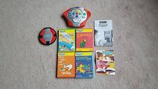 Fisher Price Read With Me DVD Player, Chicka Chicka Boom Boom, Little Engine