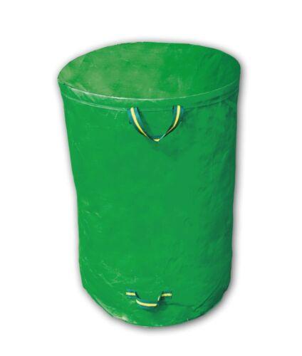 Laubsack aus Kunststoff 270l Laubsammler für Laub und Garten