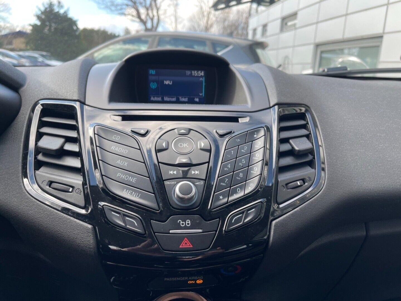 Ford Fiesta 1,0 SCTi 140 Titanium - billede 11