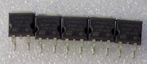 Lot de 5 L4940D2T5-TR CI Régulateur 5V 1.5A D²PAK