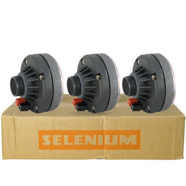 Selenium  DH 200E, 6 piece carton 1  throat Mid high Freq Compression Driver