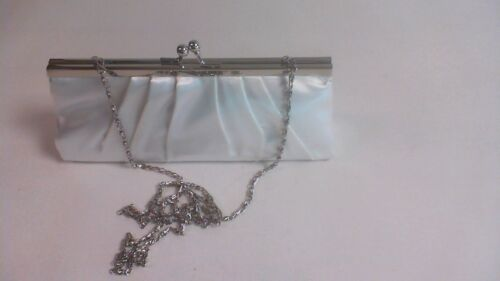 Dyeable Ups sintetica Touch 27a191 New White Pochette B866 Avery 0F74q1