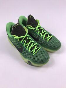 e69415f7ba99 Men s NIKE Kobe X Green Vino 705317-333 Basketball Shoes Size 7 US ...