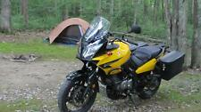 Panniers for Motorcycle, Mule Pack Pannier, for Vstrom, KLR, DR650, BMW, Tenere