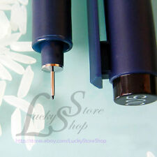 Professional Fine Point Pen Write Name Word Art on Rice Won't Run Bleed Fade R1