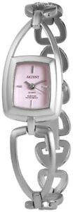 Akzent-Damenuhr-Lila-Silber-Analog-Metall-Quarz-Mode-Armbanduhr-XSS7123800076