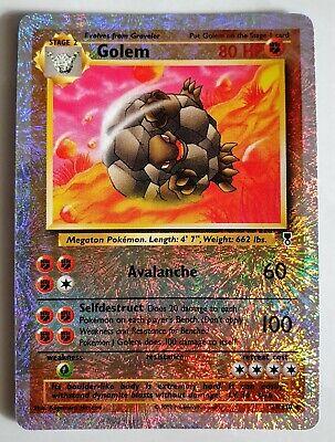 Pokemon TCG SM Unbroken Bonds 89//214 Golem Holographic Rare Card