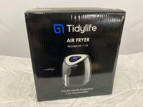 New Tidylife 4.5Qt Air Fryer AF-11A Home Essentials