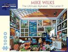 Mike Wilks The Ultimate Alphabet The Letter P 1 000-piece Jigsaw Puzzle Hardcover – 10 Jun 2015