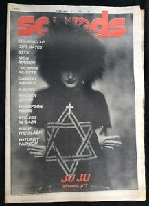 Sounds-Magazine-February-28-1981-Siouxsie-Cover-Iron-Maiden-Cockney-Rejects