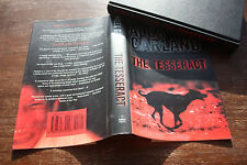 ALEX GARLAND -THE TESSERACT - SIGNED 1st UK ed