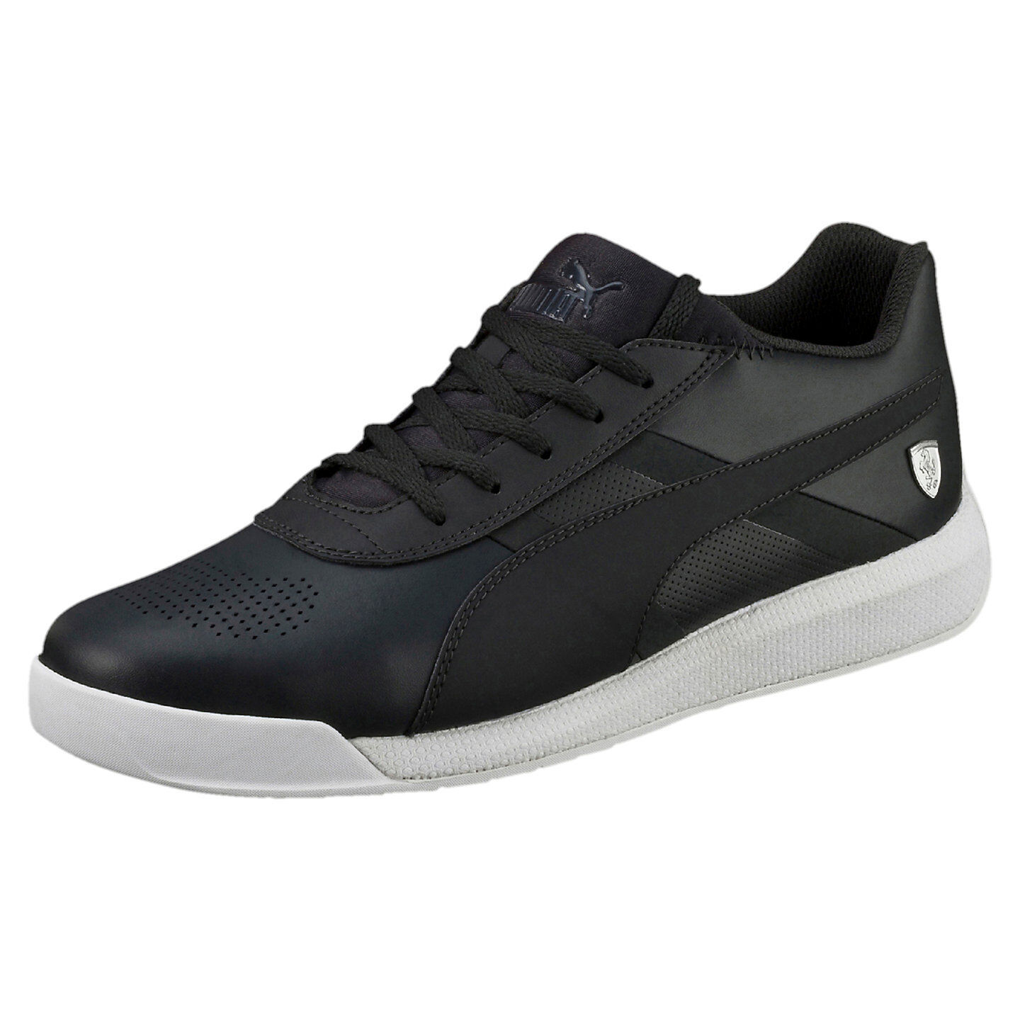 Men's Puma FERRARI PODIO TD Casual Shoes, 305674 01 Comfortable