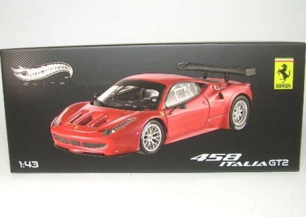 Ferrari 458 Italia GT2 (Red)