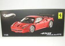 Ferrari 458 Italia GT2 (rosso)