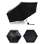 Nouveau mini compact coupe-vent poche 5 pliant protection UV pluie Parasol USA