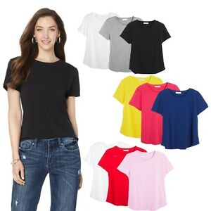 $114 T.B.O. Essential Combed Cotton Tee 3-Pack 455728J (1X,W/G/B OR P/R/W)$64.90