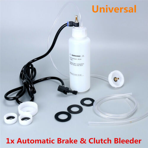 Universal Auto Car Automatic Brake /&Clutch Bleeder Bleeding System Emptying Tool