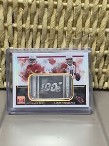 2019-Impeccable-Kyler-Murray-Larry-FITZGERALD-Rookie-1-Ounce-SILVER-20-RARE