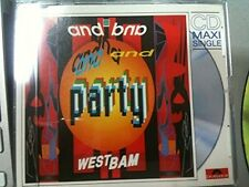 WestBam And party (1989) [Maxi-CD]