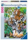 Ravensburger Tiger Family 1000pc Jigsaw Puzzle