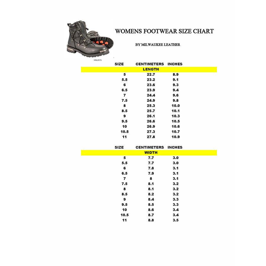 Milwaukee Milwaukee Milwaukee Leather para mujer Twin Bota puntera de tapa de entrada de cremallera frontal  MBL9375 810fc0
