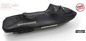 SeaDoo 2019+ FISH PRO ST3 Genuine Black PWC Cover OEM BRP 295100873 295100772