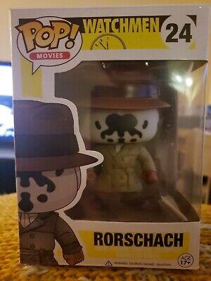 Pop Funko Rorschach Comic Con 24