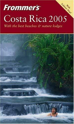 Frommer's Costa Rica 2005 Paperback Eliot Greenspan